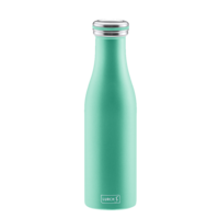 LURCH Thermo-Flasche Edelstahl 0,5 l pearl-green